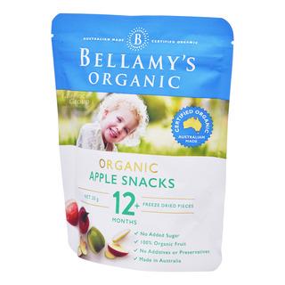 Bellamy's Organic Baby Snack - Apple