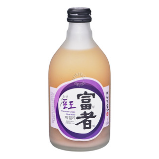 Bhd Buja Premium Rice Wine - Grape