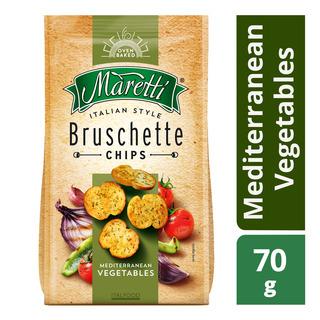 Maretti Bruschette Chips - Mediterranean Vegetables