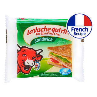 The Laughing Cow Cheese Slices - Sandwich