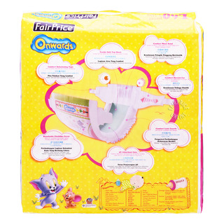 FairPrice Onwards Baby Diapers - L (9 - 14kg)