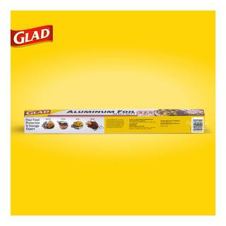 Glad Aluminum Foil - Heavy Duty (37.5 square feet)