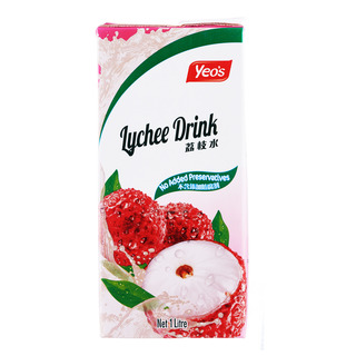 Yeo's Drink - Lychee