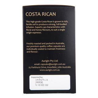 Justin Metcalf Coffee Capsules - Costa Rican