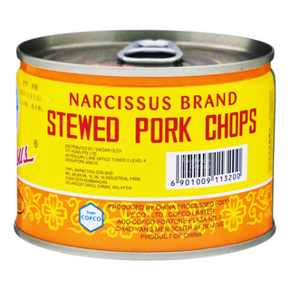 Narcissus Can Food - Stewed Pork Chops