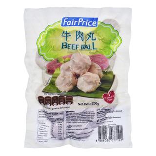 FairPrice Beef Ball