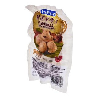 FairPrice Pork and Mushroom Ball
