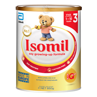 Abbott Isomil Growing Up Soy Milk Formula - Step 3