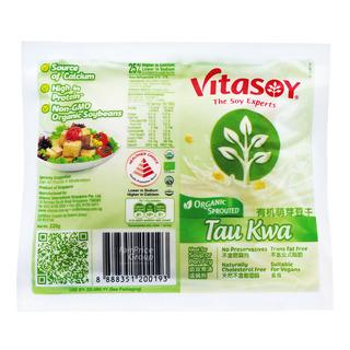 Vitasoy Premium Organic Sprouted Tau Kwa