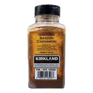 Kirkland Signature Saigon Cinnamon - Ground