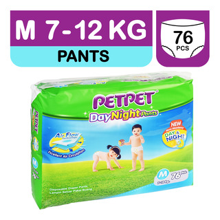 Pet Pet Day Night Pants - M (7 - 12kg)