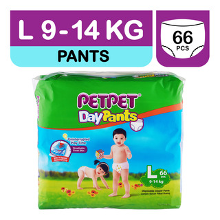 Pet Pet Day Pants - L (9 - 14kg)