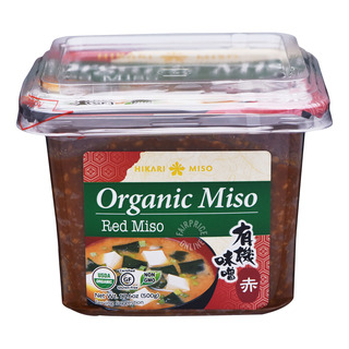 Hikari Miso Organic Paste - Red