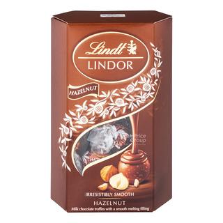 Lindt Lindor Cornet Chocolate Balls - Hazelnut