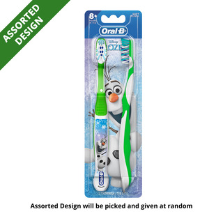 Oral-B Kids Toothbrush - Stages 4 (8 - 13years)