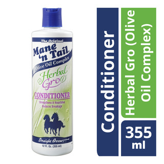 Mane 'n Tail Conditioner - Herbal Gro (Olive Oil Complex)