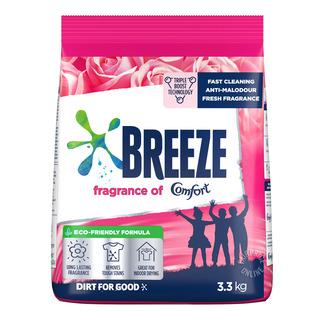 Breeze Powder Detergent - Comfort (Long Lasting Perfume)