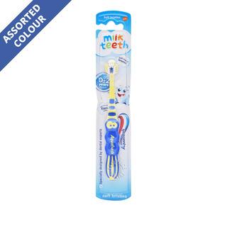 Aquafresh Toothbrush - Milk Teeth (0 - 2 Years)
