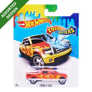 Hot Wheels Colour Shifters Car
