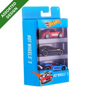Hot Wheels Car Gift Set