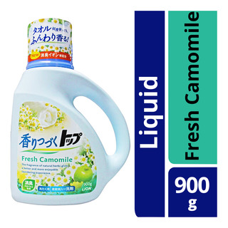 Top Concentrated Liquid Detergent with Softener - Fresh Camomile