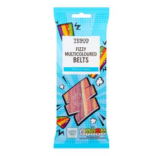 Tesco Fizzy Multicolour Sweet Belt