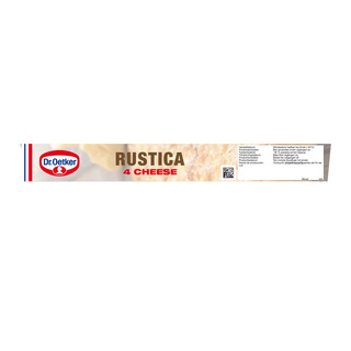 Dr Oetker Rustica Pizza - 4 Cheese