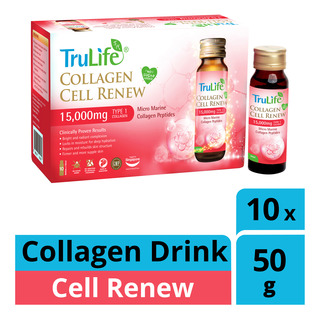 TruLife Collagen Drink - Cell Renew