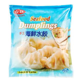 Tai Wang Frozen Dumplings - Seafood