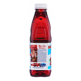 Ocean Spray Cranberry Juice Bottle Drink - Light