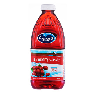 Ocean Spray Cranberry Juice Bottle Drink - Classic