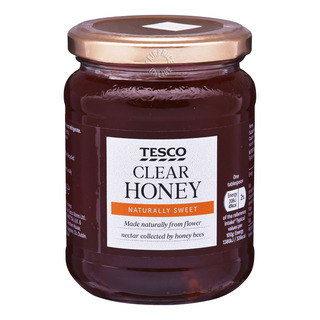 Tesco Pure Clear Honey
