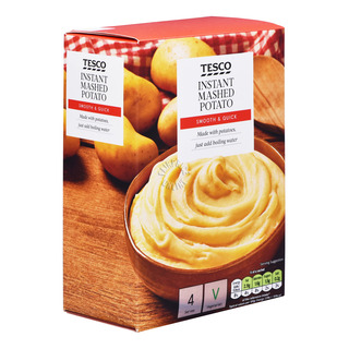 Tesco Instant Mashed Potato
