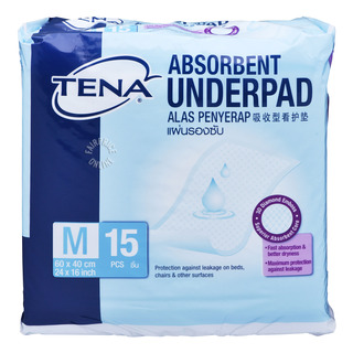 TENA Absorbant Underpad - M (60 x 40cm)