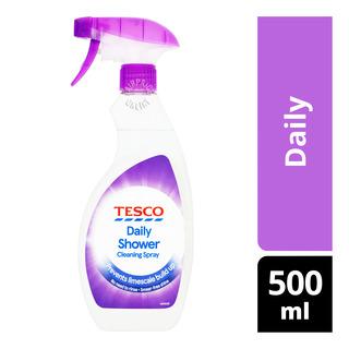 Tesco Shower Spray - Daily