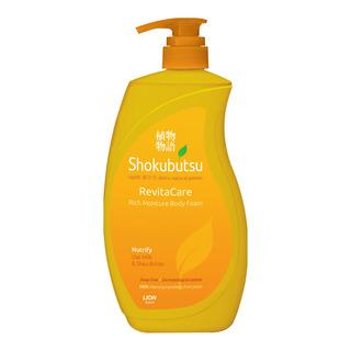 Shokubutsu Revitacare Body Foam - Nutrify