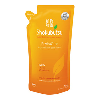 Shokubutsu Revitacare Body Foam Refill - Nutrify