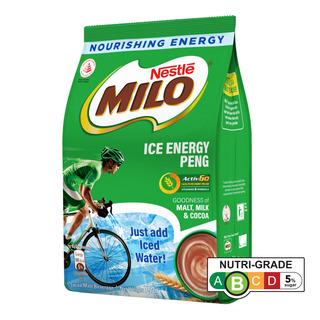 Milo Instant Chocolate Malt Drink Powder - Ice Energy