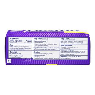 Desitin Zinc Oxide Diaper Rash Cream - Maximum Strength