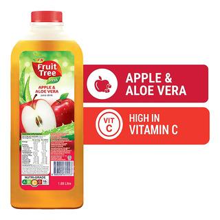 F&N Fruit Tree Fresh Juice - Apple & Aloe Vera