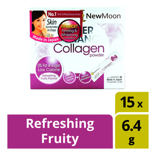 New Moon Inner Radiance Collagen Powder - Refreshing Fruity
