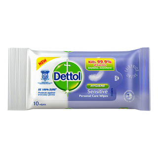 Dettol Anti-Bacterial Personal Wet Wipes - Sensitive