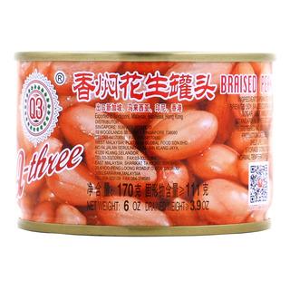 Q-three Can Food - Braised Peanut