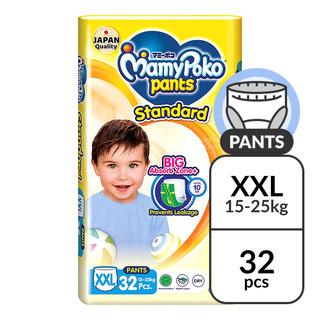 MamyPoko Standard Diaper Pants - XXL (15 - 25kg)