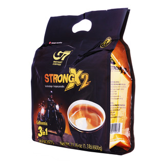 Trung Nguyen G7 Instant 3 in 1 Coffee Mix - Strong
