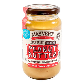 Mayver's All Natural Spread - Peanut Butter (Crunchy)