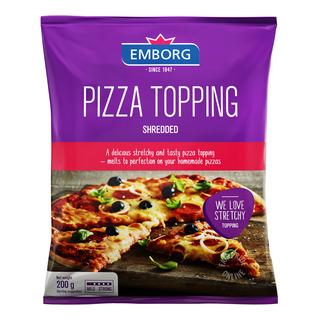 Emborg Pizza Topping