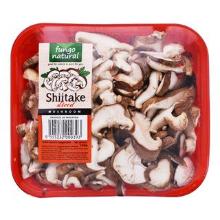 Fungo Mushrooms - Sliced Baby Shiitake