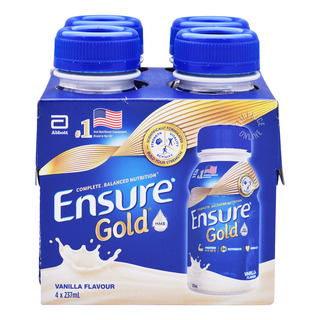Abbott Ensure Nutrition Shake Bottle Drink - Vanilla