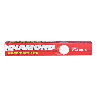 Diamond Aluminum Foil (75 square feet)